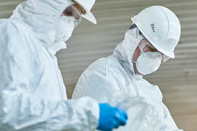 Biohazard Cleanup Restoration