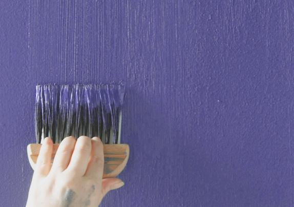 wall texturing